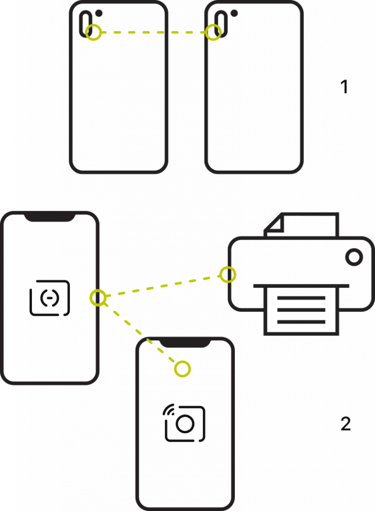Using SoloLink with Wifibooth to connect your iPhone camera to your