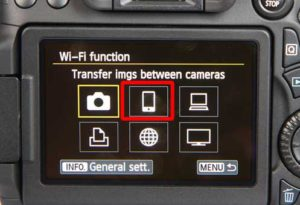 How to Connect your Canon using Built-In WiFi | Wifibooth